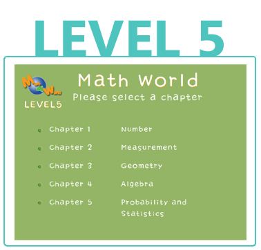 level  lessons junior maths idean online learning system  mathworld maths online level  chapter page